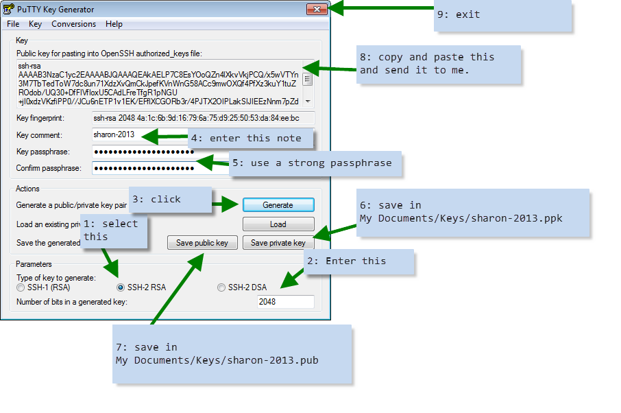 download puttygen for windows 64 bit